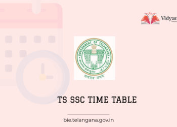 SSC Time Table 2021 TS 10th Class Exam Date